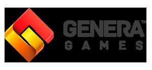 GENERA games logo